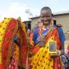 WWL africaanse vrouw